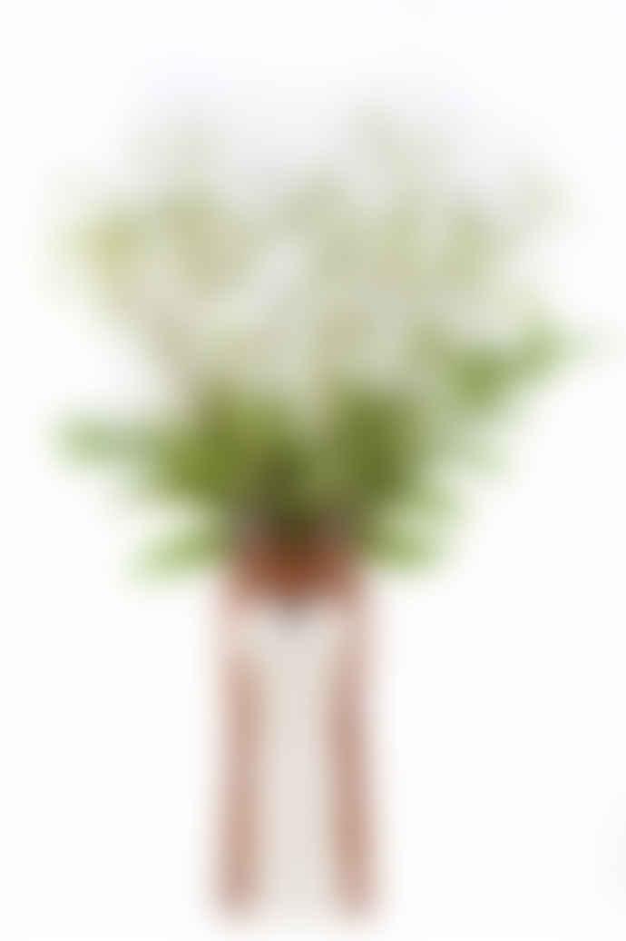 Quail Ceramics Fox Vase