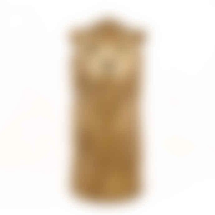 Quail Ceramics Lion Vase