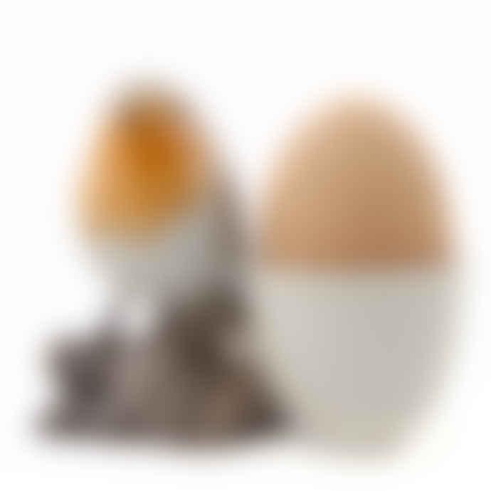 Quail Ceramics Robin Egg Cup