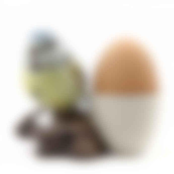 Quail Ceramics Blue Tit Egg Cup