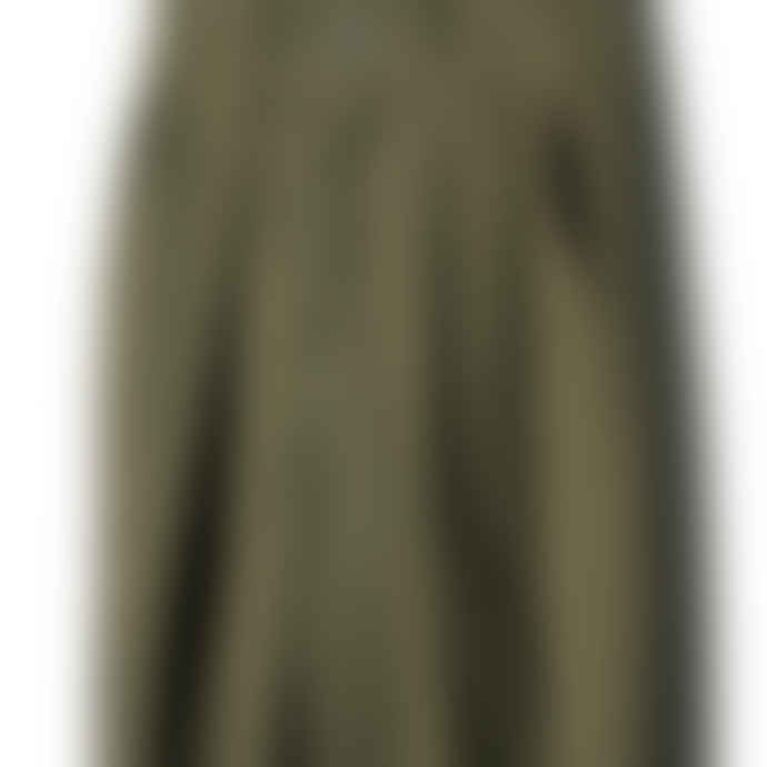 Partimento Comfort Wide Tapered Pants in Khaki