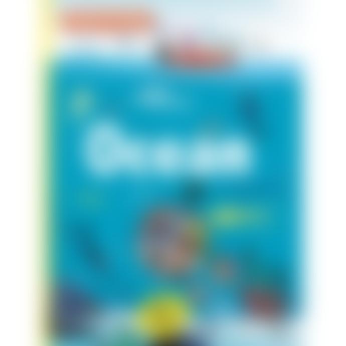 Magnetology Ocean Magnetic Book
