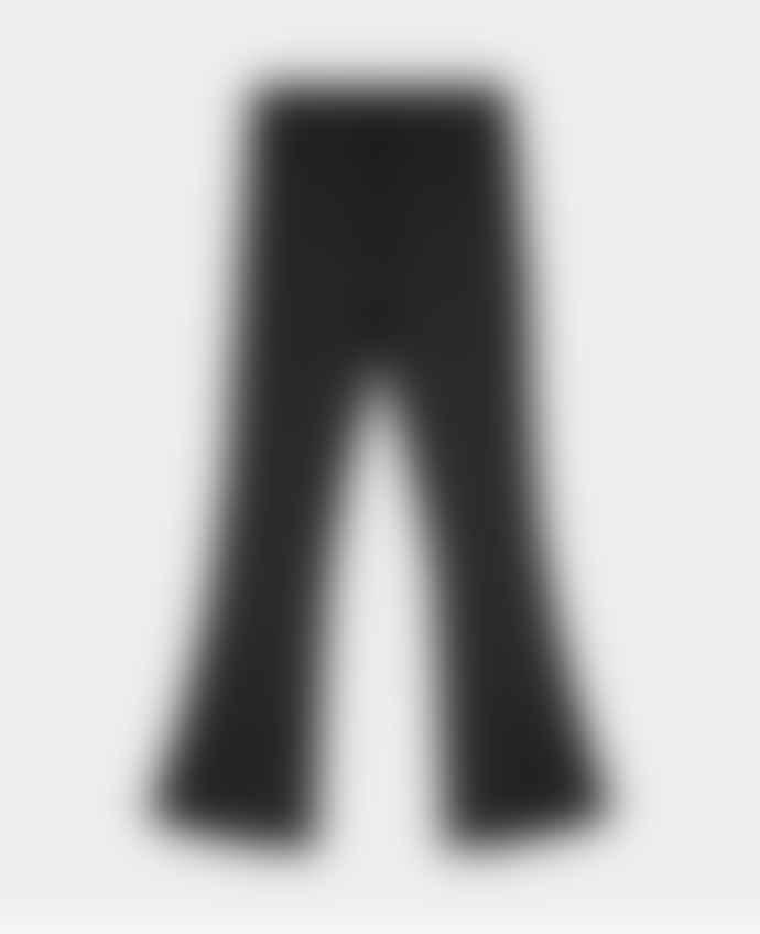 Daily Paper Black Etape Flare Pant