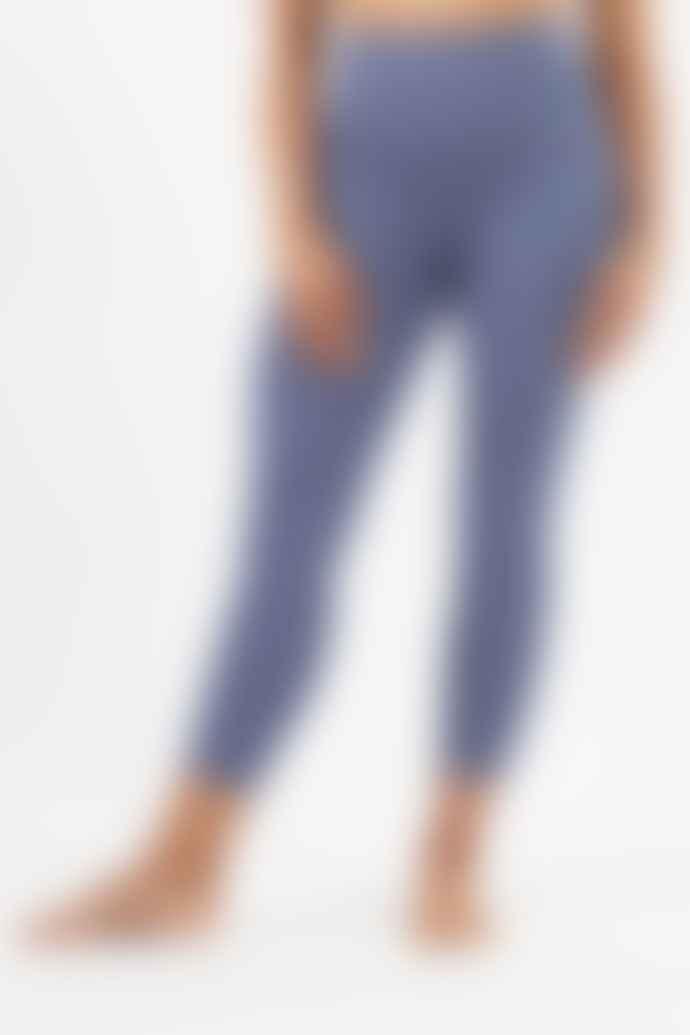 Girlfriend Collective Tanzanite High Rise 7/8 Leggings