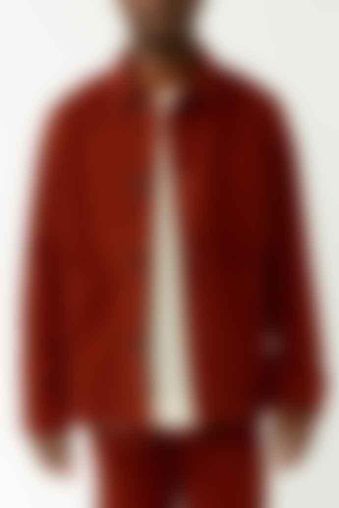 Outland Rust Dubliner Twill Jacket