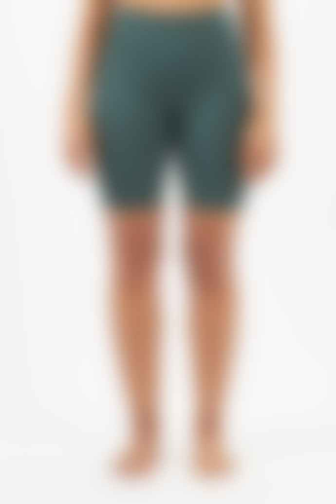 Girlfriend Collective Moss Bike Shorts High Rise