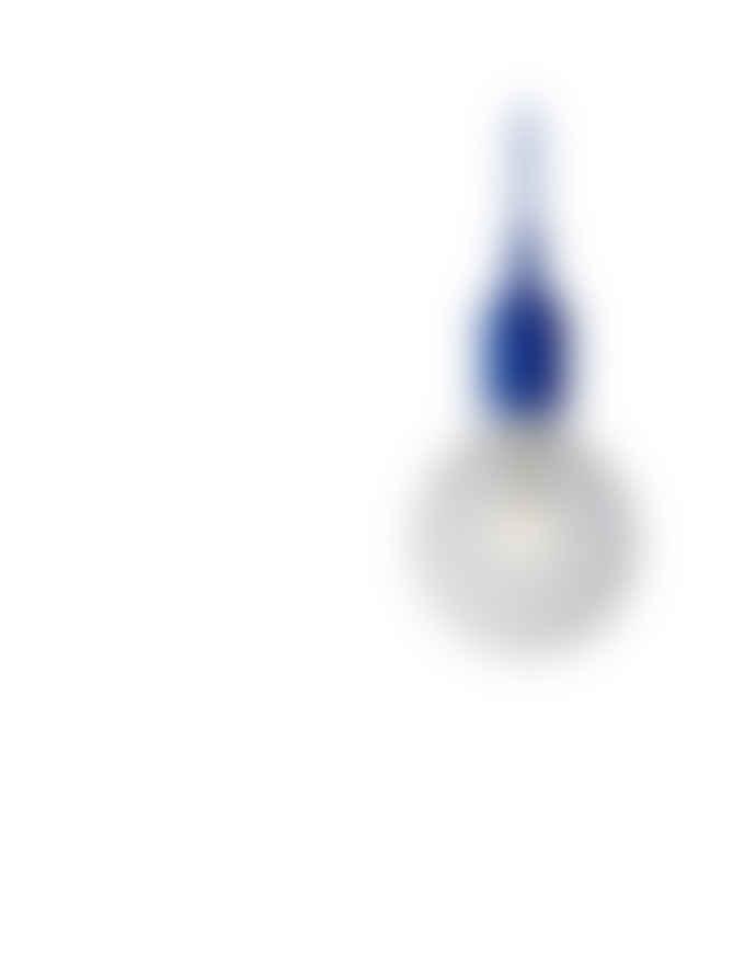 Muuto Blue Silicone Rubber E27 Pendant Lamp