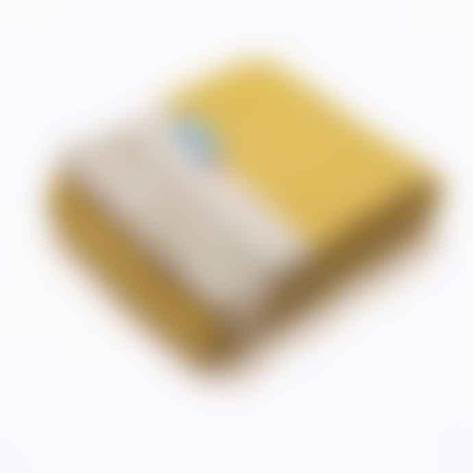 Atlantic Blankets Yellow Herringbone Wool Blanket