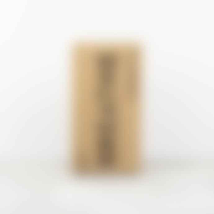 LIGA Just Breathe Cork Yoga Block