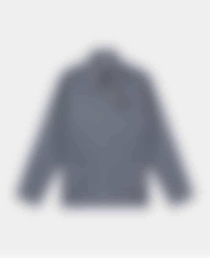 Daily Paper Grey Blue Jama Padded Jacket