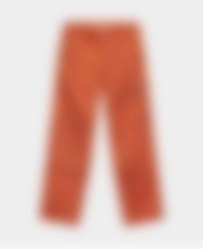 Daily Paper Rust Jefac Satin Pants