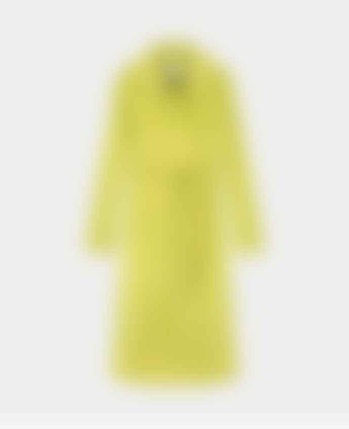 Daily Paper Green Croco Women Jedoun Coat