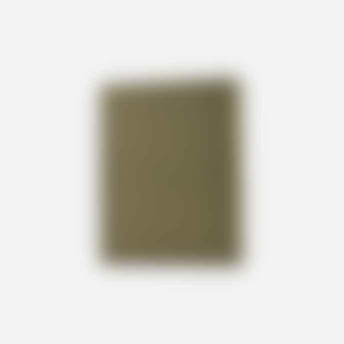 Monograph Binder, File, Army Green