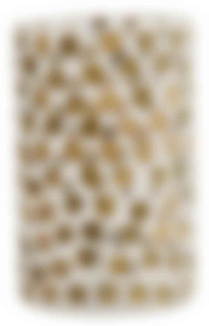 Nordal Dotted Glass Vase L