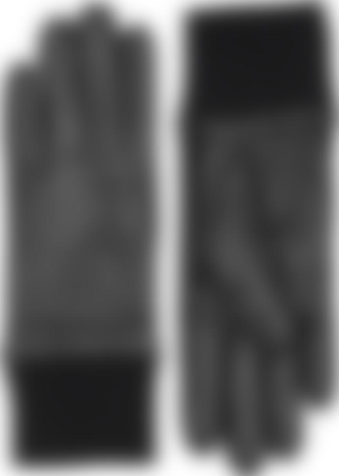 Hestra Jeanne Gloves Black