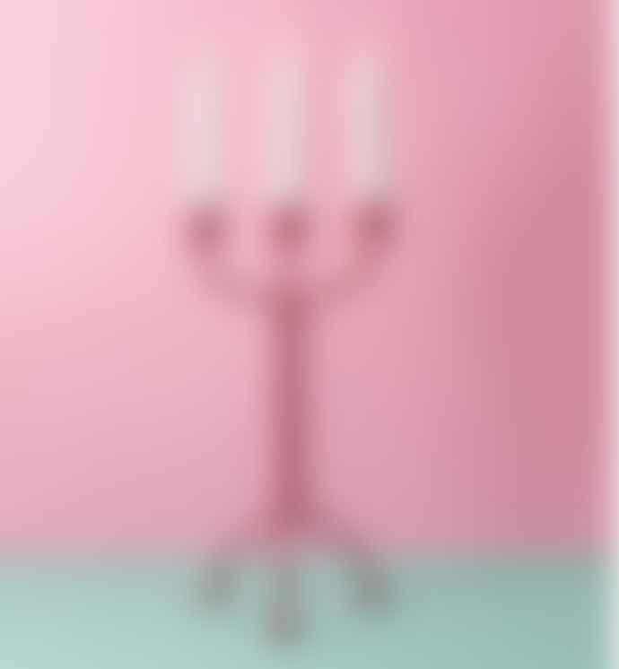 Werkwaardig Twisted Candle Holder