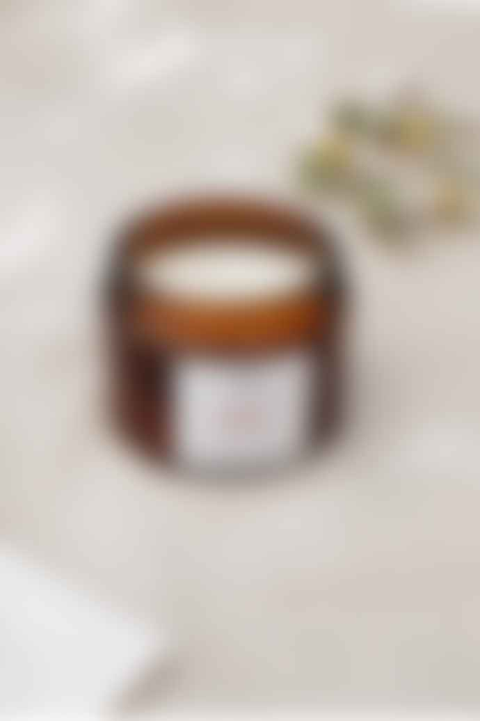 Garden State Candles Tuberose Scented Soy Candle (L)
