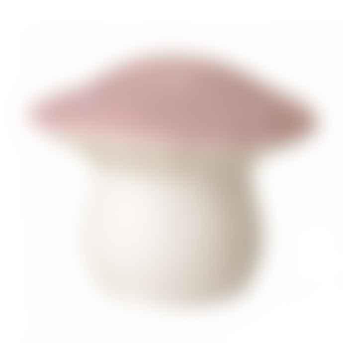 Egmont Toys Medium Vintage Pink Mushroom Lamp