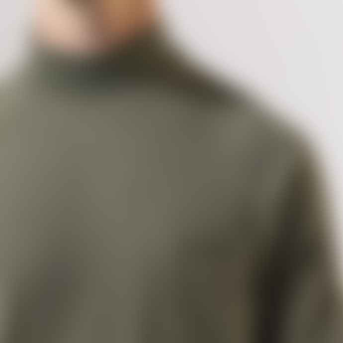 Arnold & Co Dusty Olive Unfeigned Long Sleeve Tee