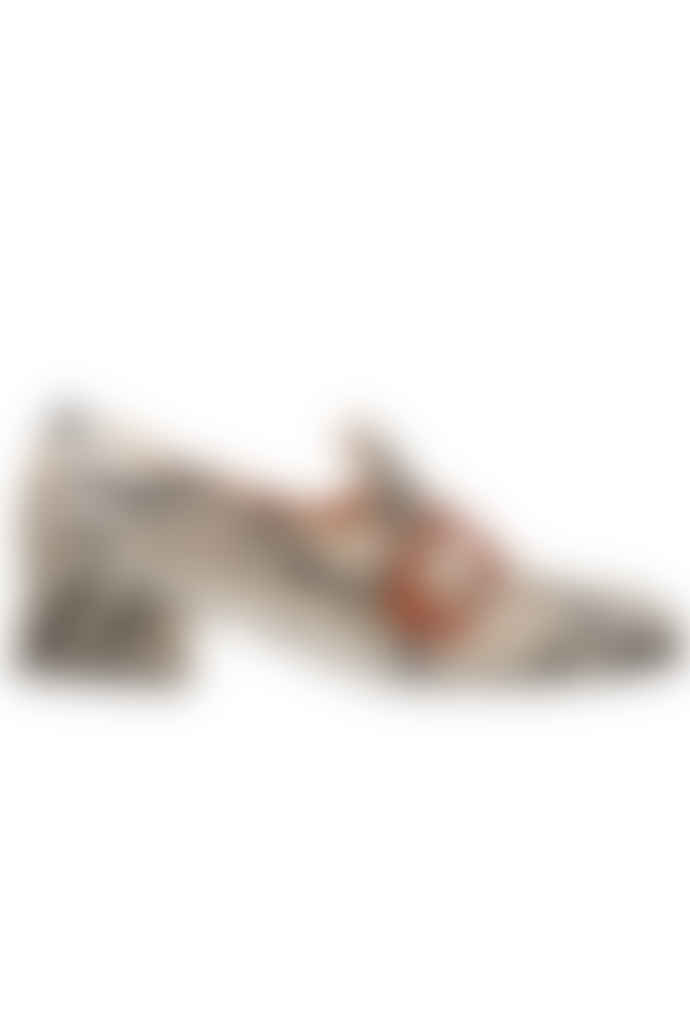Chie Mihara  Beige Zazi Shoes