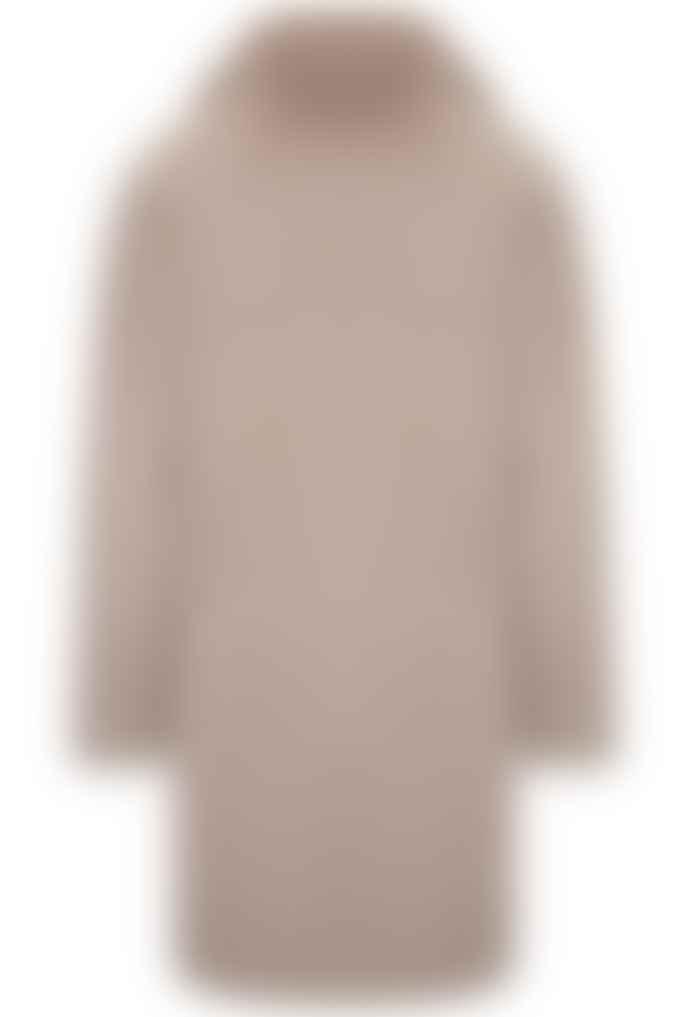 Rino and Pelle Joela Faux Fur Coat Shell