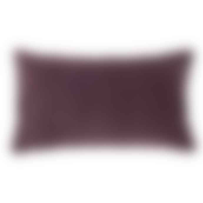 Olsson & Jensen Karin Plum Velvet Cushion Cover