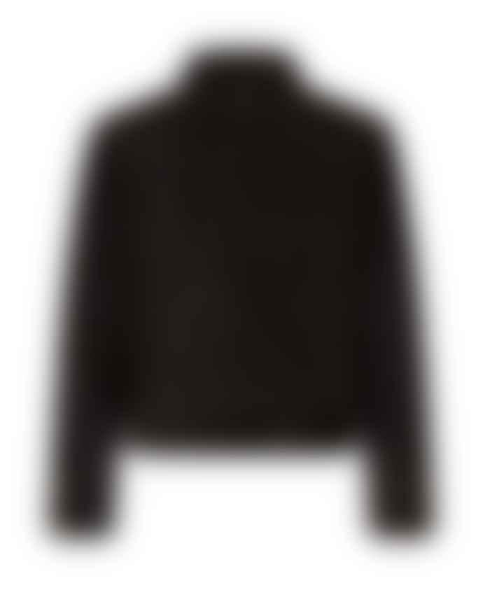 Mos Mosh Malina Suede Jacket In Brown