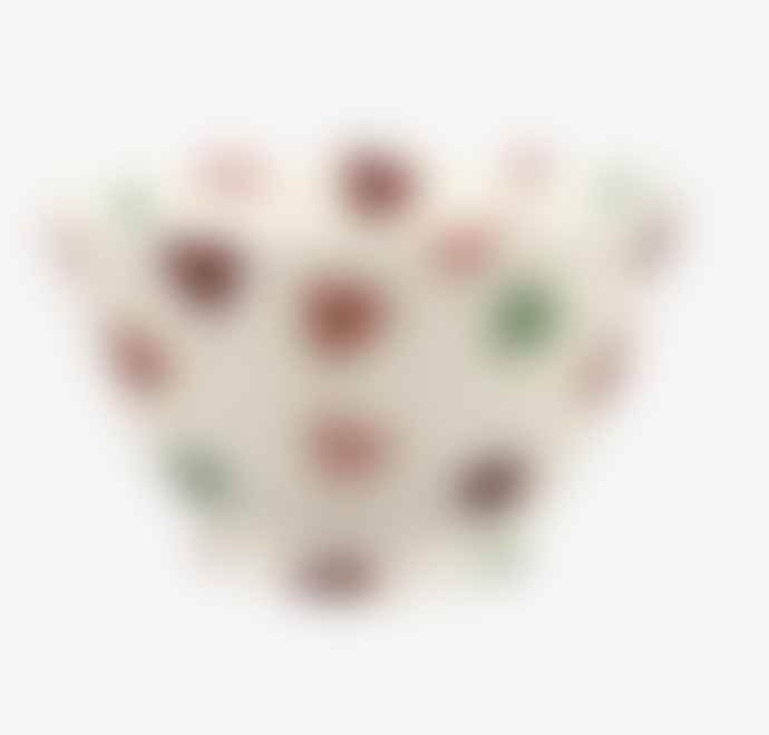 Emma Bridgewater Pink And Green Hearts Old Bowl