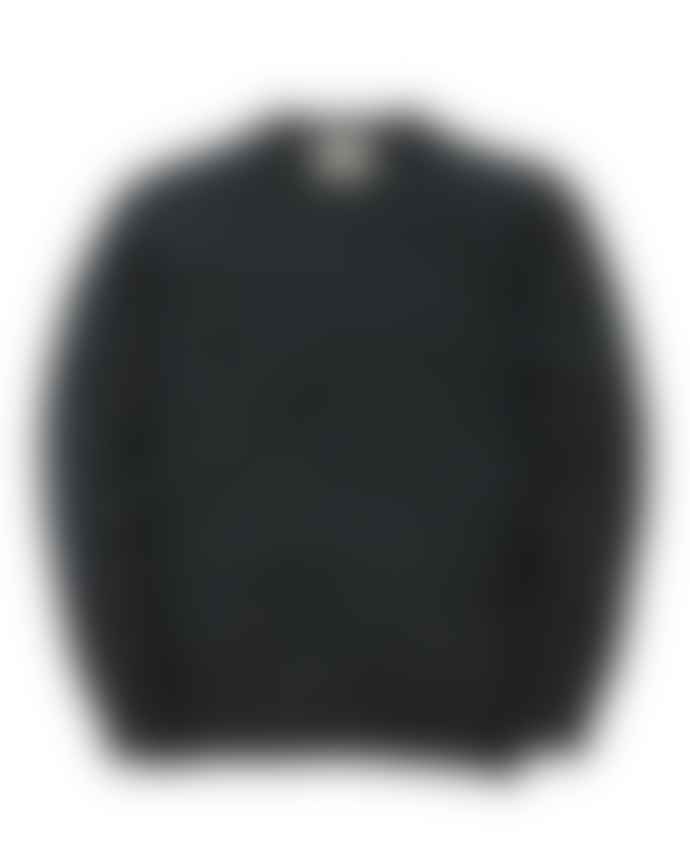Country of Origin Crew Sweater Charcoal