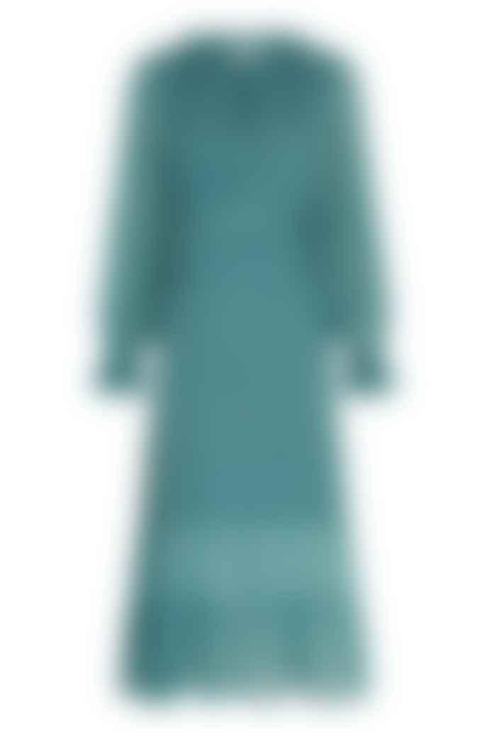 Fabienne Chapot Dusty Blue Coco Isa Dress