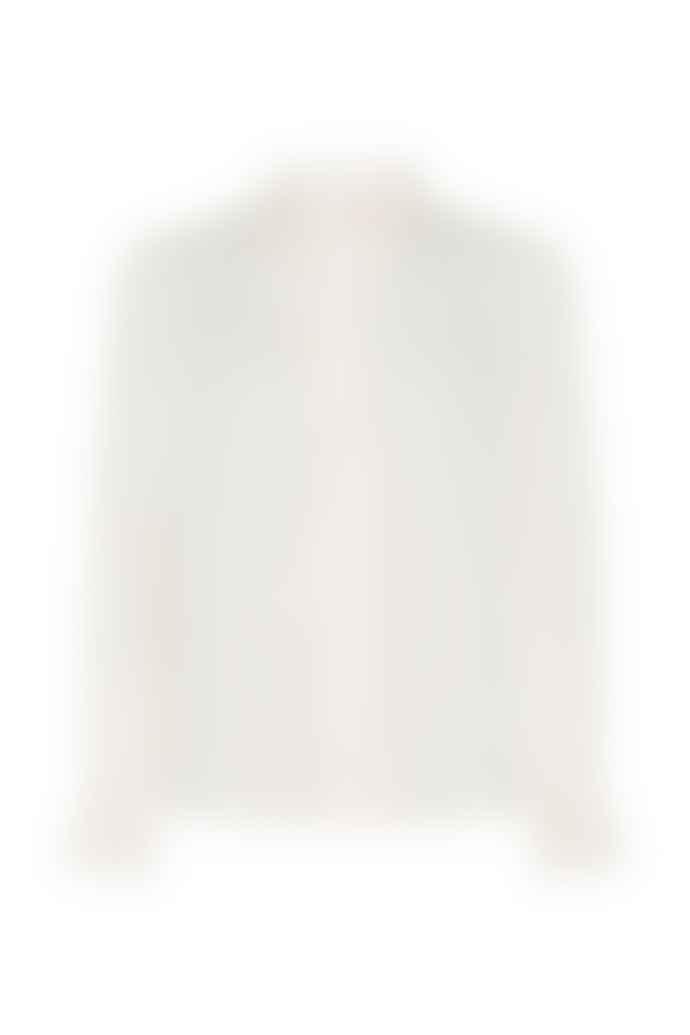 Fabienne Chapot Cream Mimi Blouse Top