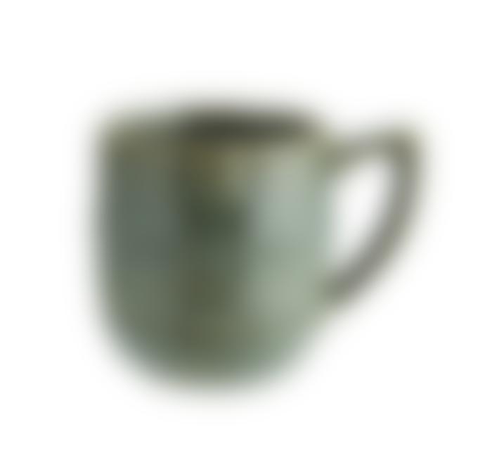 Madam Stoltz Stoneware Mug With Faceprint