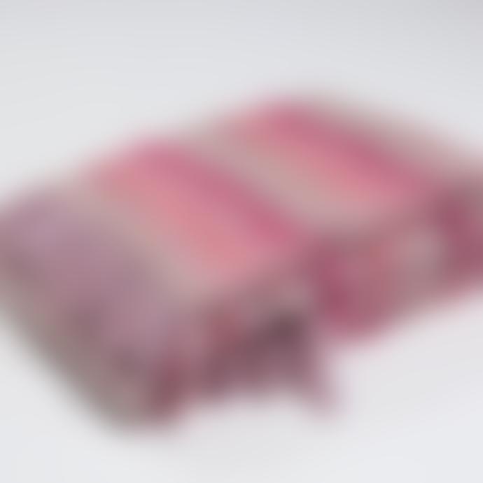 Ezcaray Mohair Blanket Mia #29 130 - 200 cm - Pink & Fucsia