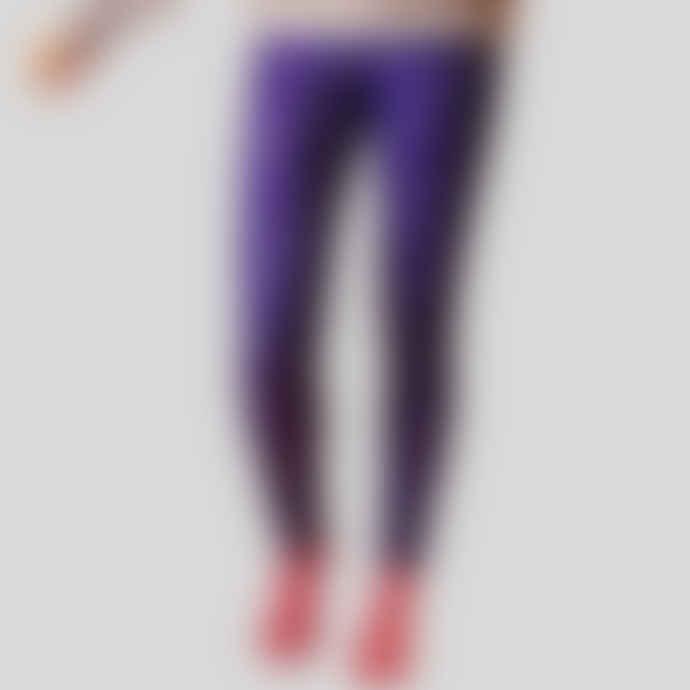 Universe Of Us Starry Night Purple Leggings