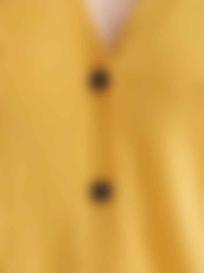 0039 Giulia Cardigan In Yellow