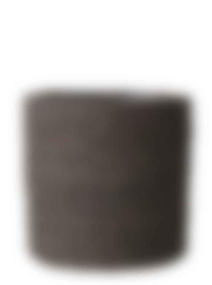 Wikholm Form Large Belle Grey Melange Pot