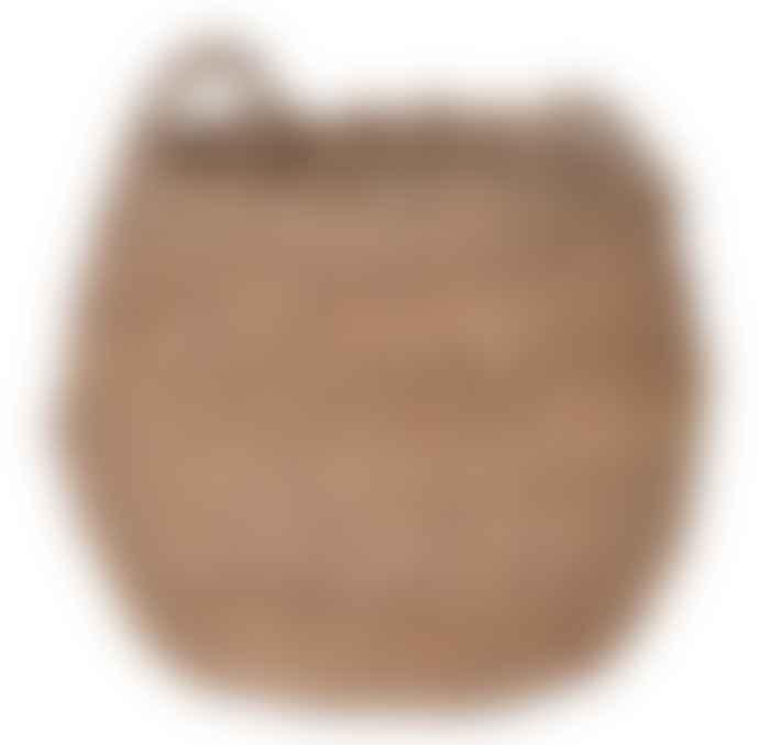 Bramley & White Hyacinth Basket Jute