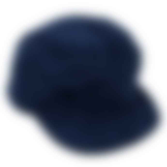 cableami Boa Fleece Cap With Drawcord Navy