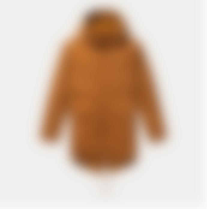 RVLT Fishtail Parka Brown 7689