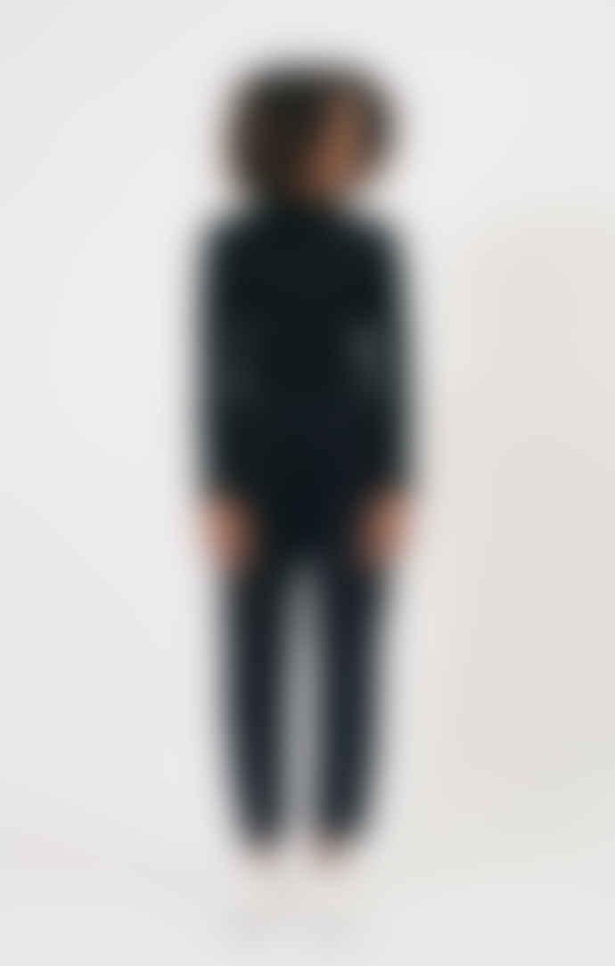 Shio Black Canvas Pant