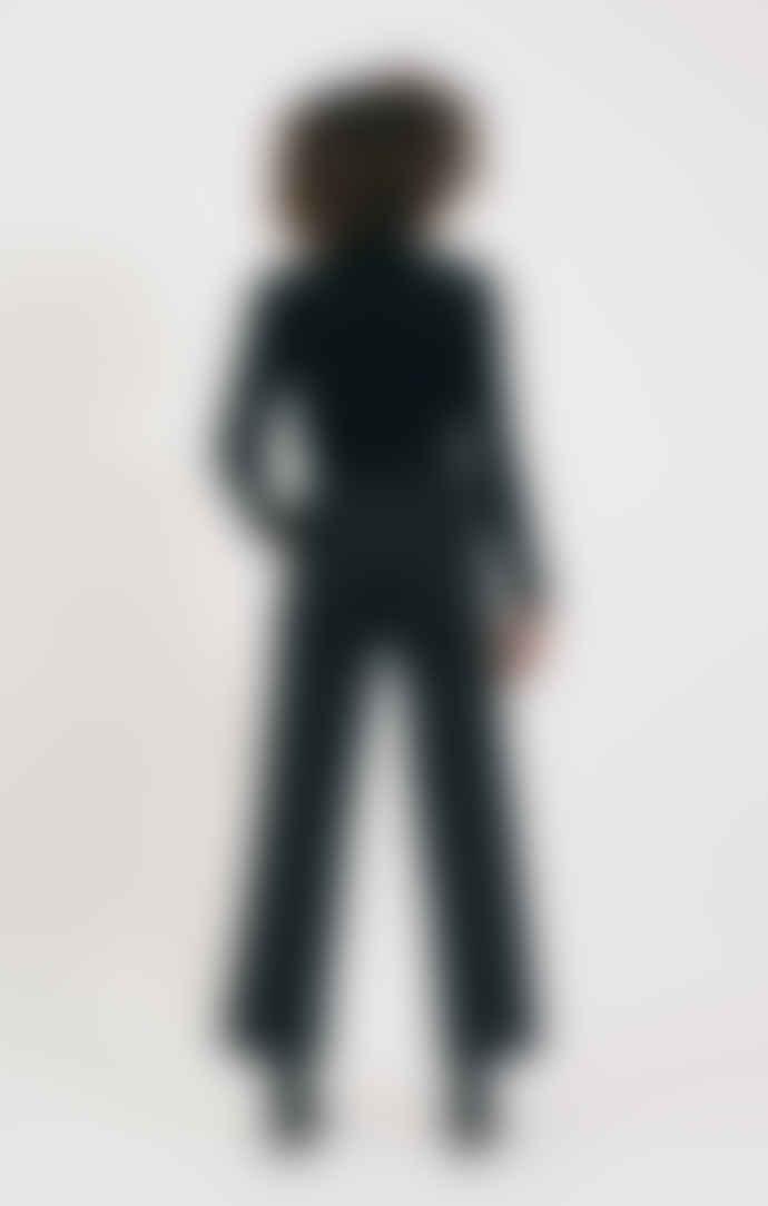 Shio Black Tailored Trouser