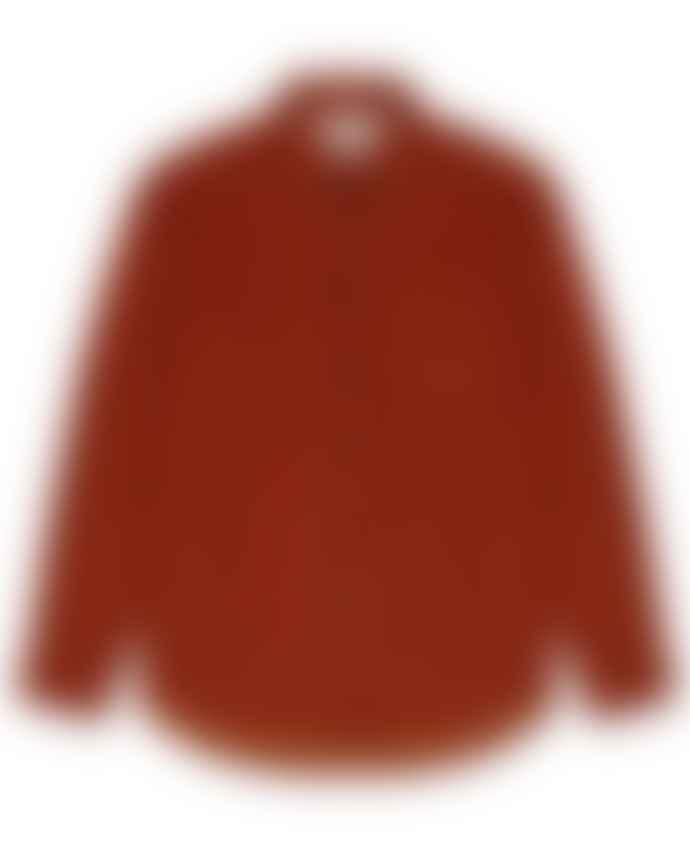 Outland Cinnamon Wear France Cord Shirt
