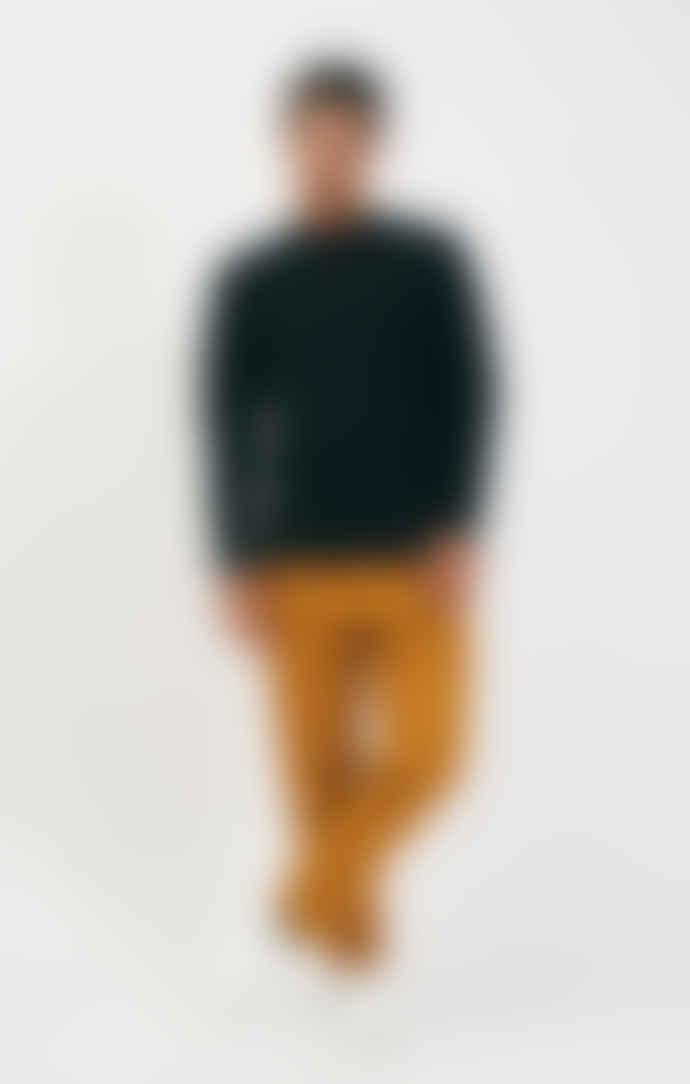 Shio Black Mens Long Pullover