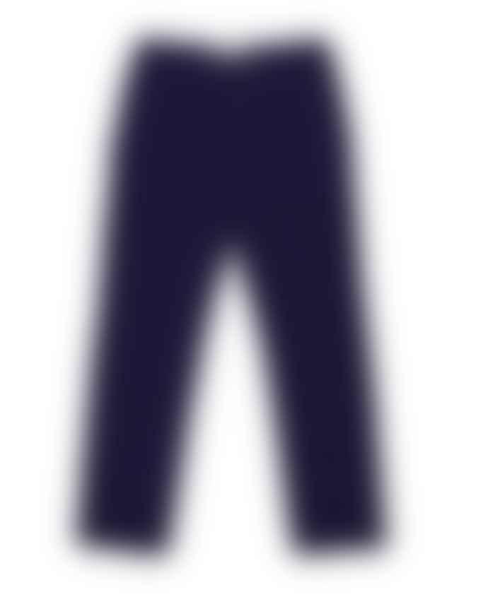 Outland Indigo Wear France Pantalon Fatigue Cotton Twill