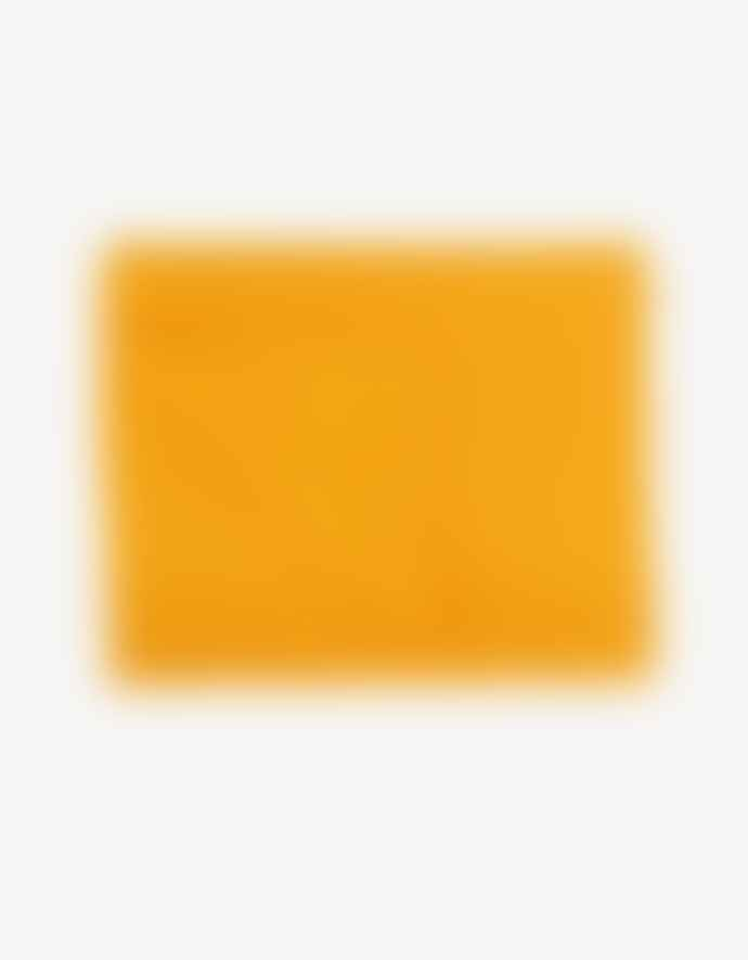 Colorful Standard Merino Wool Scarf - Burned Yellow
