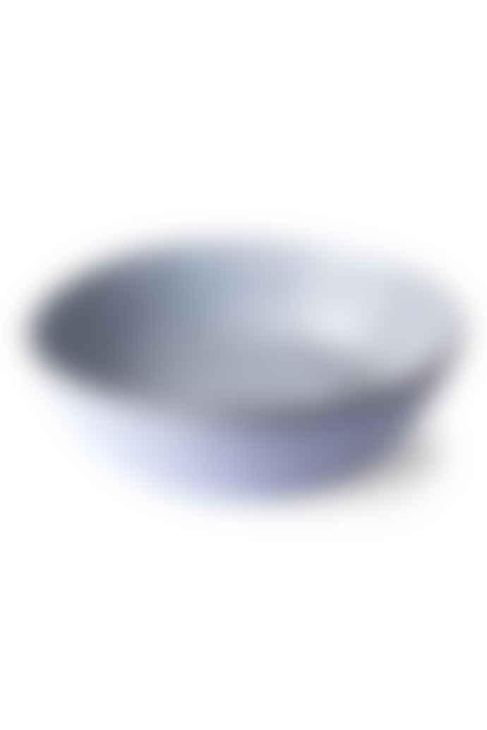 HKliving Rustic Grey Bold Basic Ceramics Medium Bowl