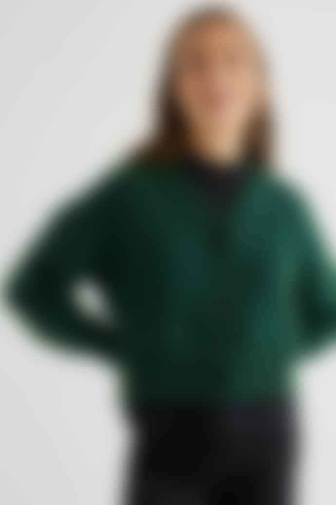 Thinking Mu Kilya Turquoise Mix Cardigan