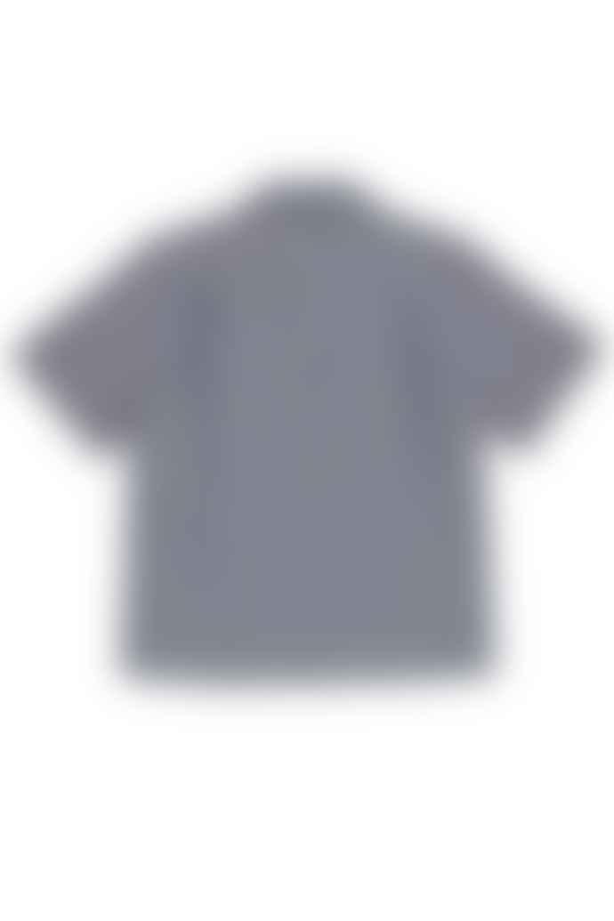 Outland Blue Chambray Dude Shirt