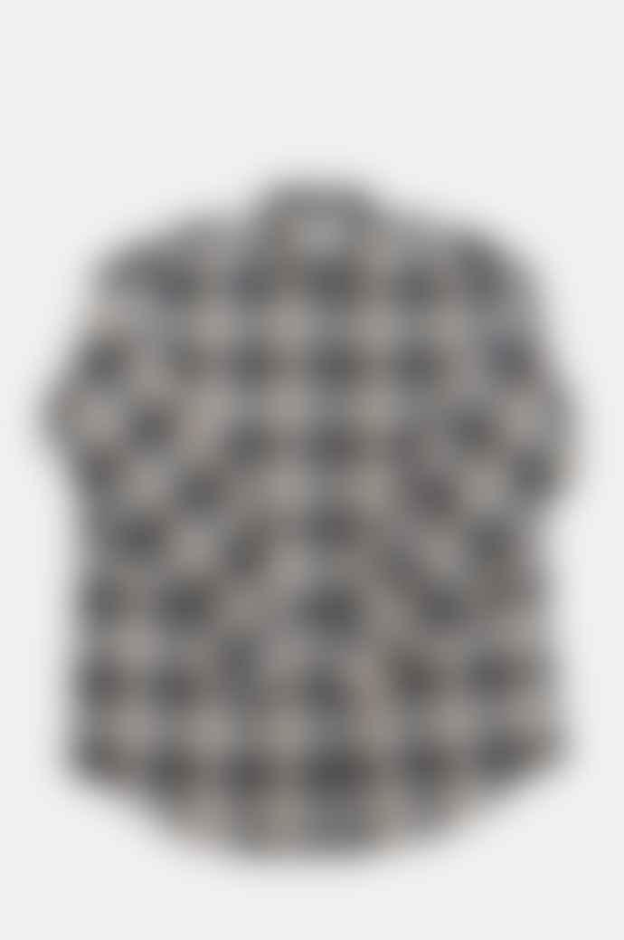 Hartford Christie Shirt In Big Checks