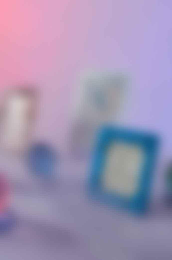 &klevering Photo Frame In Blue
